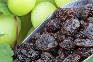 Sultanas / Raisins